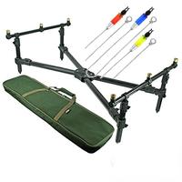 NGT Rod pod with case and indicators
